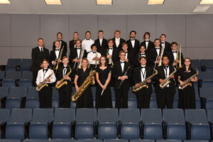 Jazz Ensemble 2017-2018
